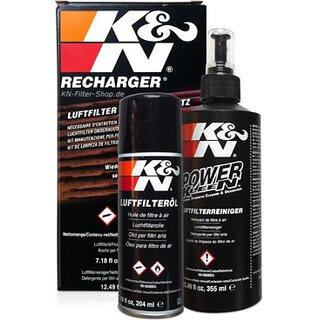 K/&N Sportluftfilter Tauschfilter 33-2320